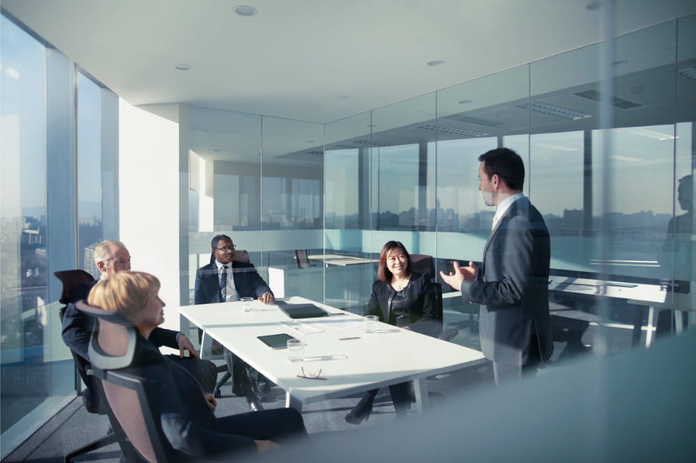 corporate finance empresas